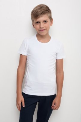 T-shirt with long sleeves O-neck