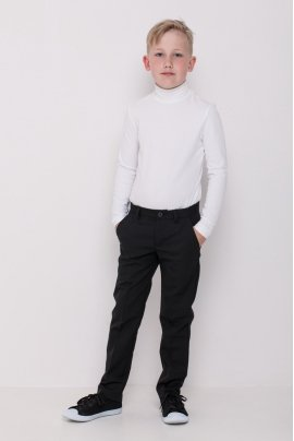 Boys pants, black