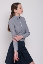 Women shirt, grey