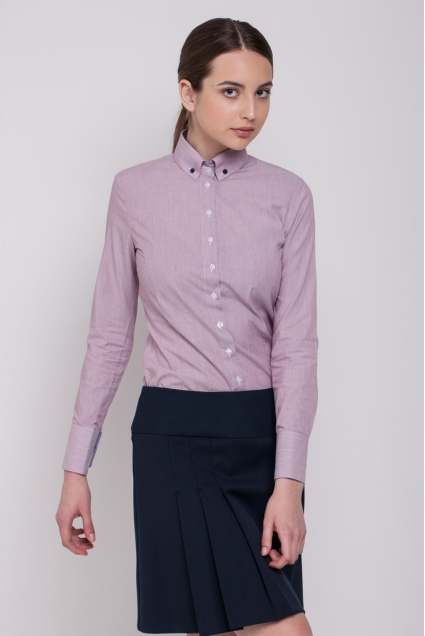 Women shirt, cherry