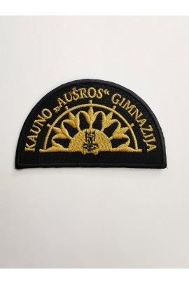 """Kauno """"Aušros"""" gimnazijos emblema"""