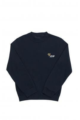 Kauno J. Dobkevičiaus progimnazijos džemperis su dvipusiu siuvinėjimu