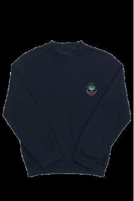 Riešės gimnazijos džemperis be gobtuvo