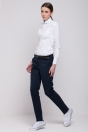 Women pants, navy