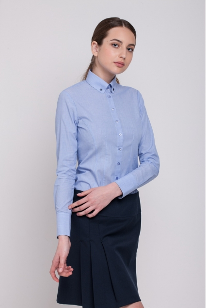 Women shirt, light blue