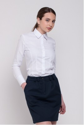 Women shirt, white