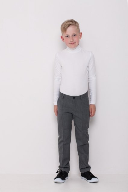 Boys pants, grey